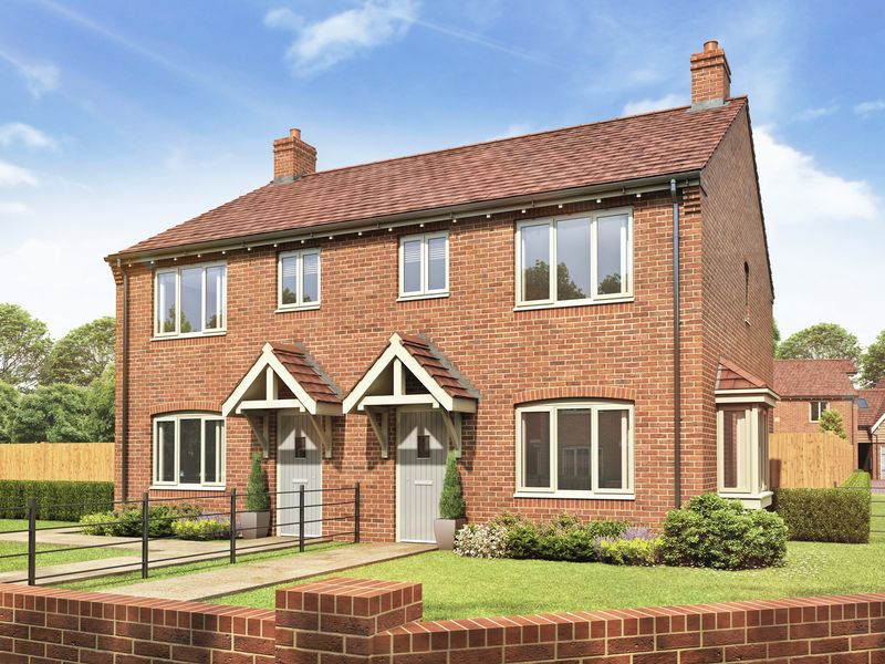 Property for sale in Plots 1, 2, 6 and 8, The Cedars, Barford, Warwick