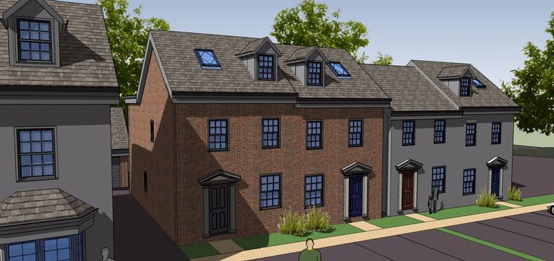 Property for sale in Plot 5, Rea View, Cleobury Mortimer, Shropshire