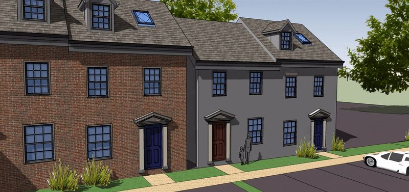 Property for sale in Plot 7, Rea View, Cleobury Mortimer, Shropshire