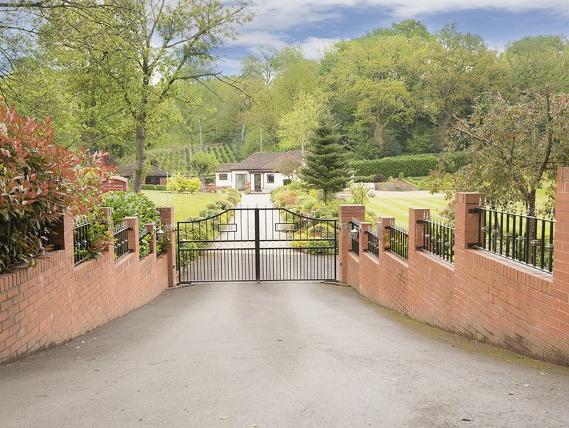 Property for sale in 'The Dell' Sheepwash Lane, Wolverley