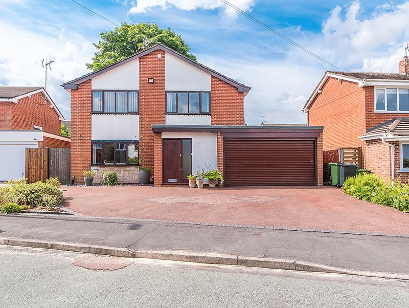 Property for sale in Wimbledon Drive, Pedmore, Stourbridge