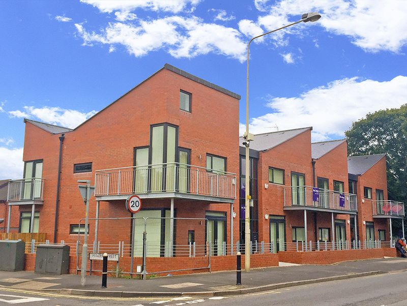 Property for sale in New Apartments, High Street, Kingswinford