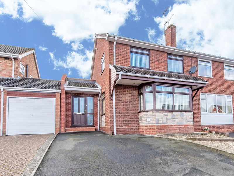 Property for sale in Arundel Road, Wordsley