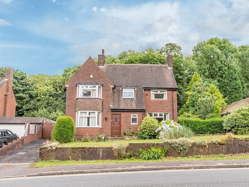 Property for sale in Gervase Drive, Dudley