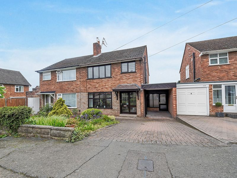 Property for sale in Kingsley Road, Kingswinford