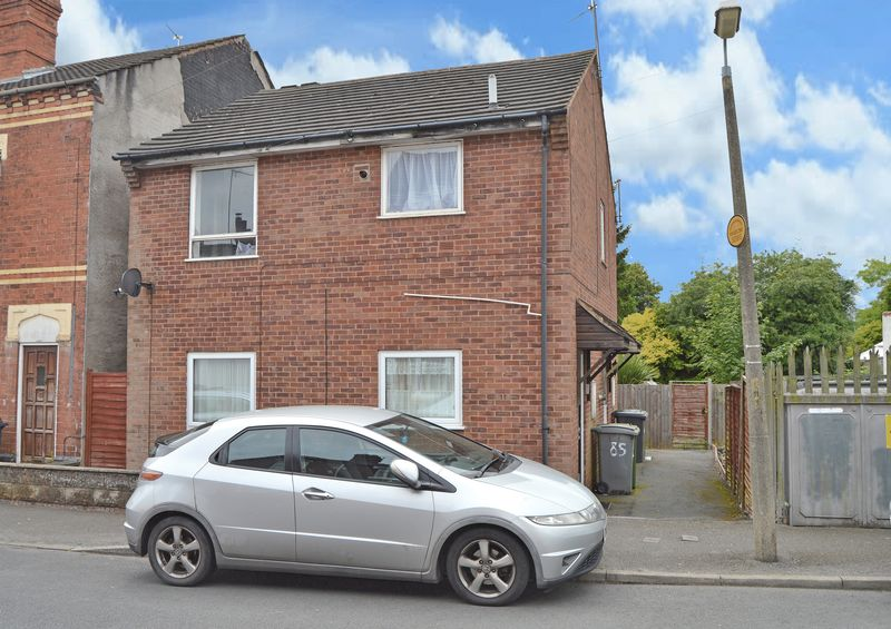 Property for sale in Shrubbery Street, Kidderminster
