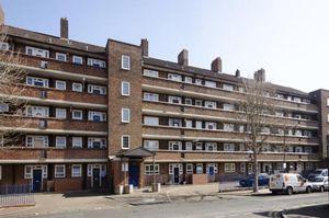 Reardon Street LONDON E1W